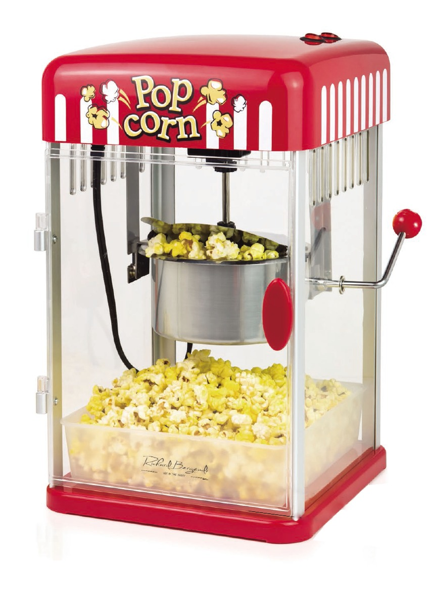 Retro Popcorn machine Classic